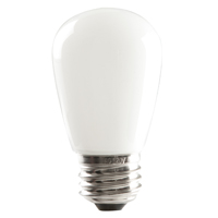 S14WH1C/LED 80521 LED S14 1.4W WHITE DIMMABLE E26 PROLED
